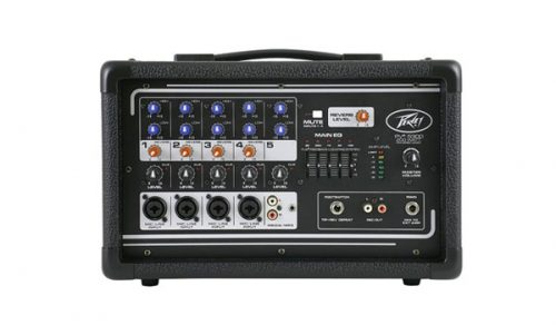 Mixer Amplificados