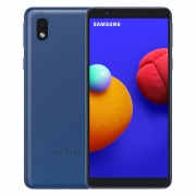 "Samsung Galaxy A01 CORE 16gb interno, 1GB RAM, color azul, 5.3"" cámara 8 MP Trasera, Frontal 5 MP - A01 CORE AZUL"