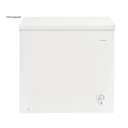 Congelador Frigidaire 0.5 cu. ft. color blanco   FFFC05M2UW - 981518