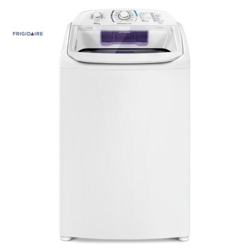 Lavadora Frigidaire de 20kg con agitador color blanco - FWAB20M4EBGSW