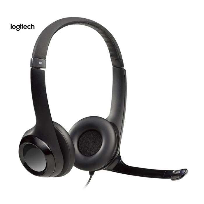 Audífonos Tipo Headset USB H390,981-000014 - H390
