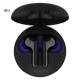 Audífono Inalámbrico LG ToneFree color negro con Estuche de Carga UV