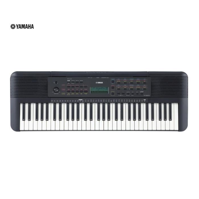 Teclado portátil Yamaha para principiante con lecciones de aprendizaje