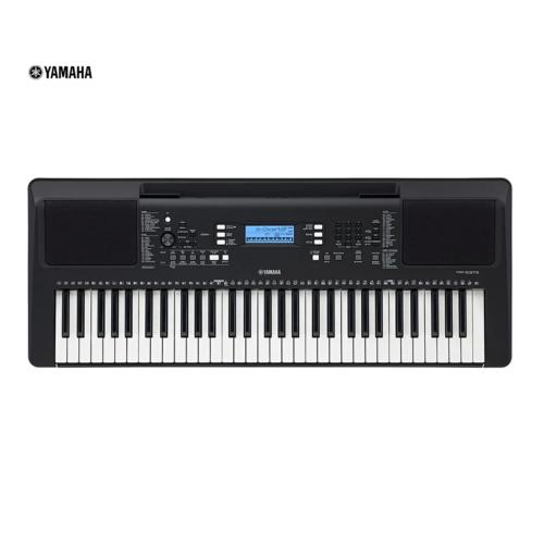 Teclado Yamaha con sensibilidad al tacto 61 teclas 5 octavas