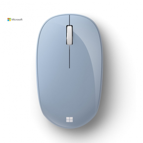 Mouse bluetooth EN/CX/DX/XX azul pastel