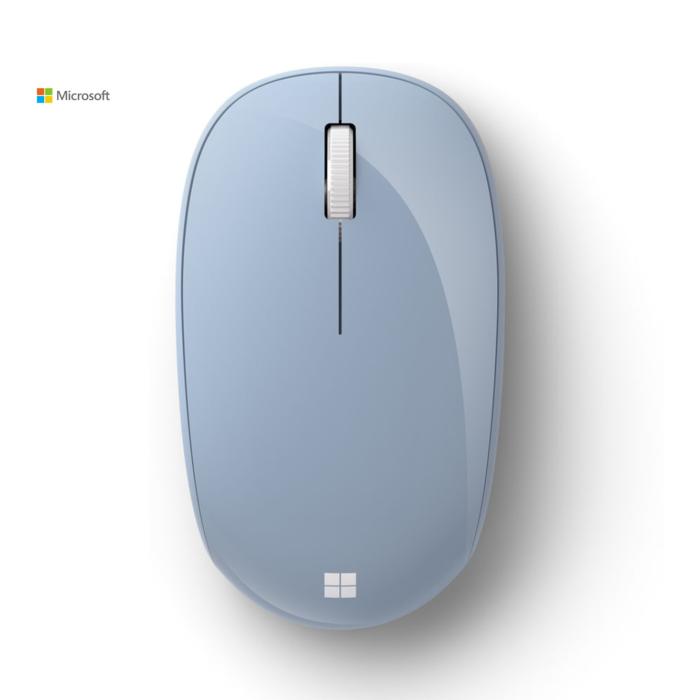Mouse bluetooth EN/CX/DX/XX azul pastel