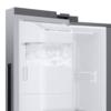 Refrigeradora SBS de 27 pies cúbicos, ice maker, acero inoxidable - RS27T5200S9/AP