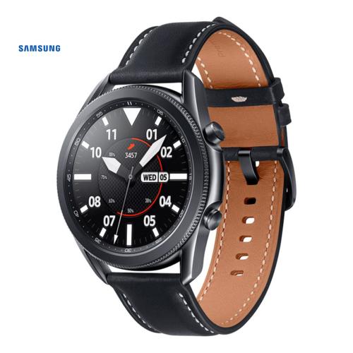 Galaxy Watch3 largo 45mm color negro - SM-R840NZKALTA