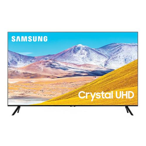 "Televisor Samsung 85"" Crystal UHD 4K Smart - UN85TU8000PXPA"