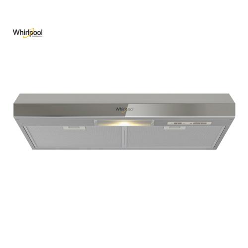 Campana de pared Whirlpool 76 cm color gris 3 velocidades - WH7610D